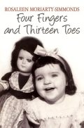 book cover: four fingers and thirteen toes