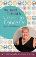 book cover: No hand to hold and no legs to dance on